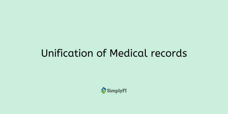 unification of medical records in healthcare using blockchain,blockchain in healthcare,benefits of blockchain in healthcare,SimplyFI Softech India Pvt Ltd
