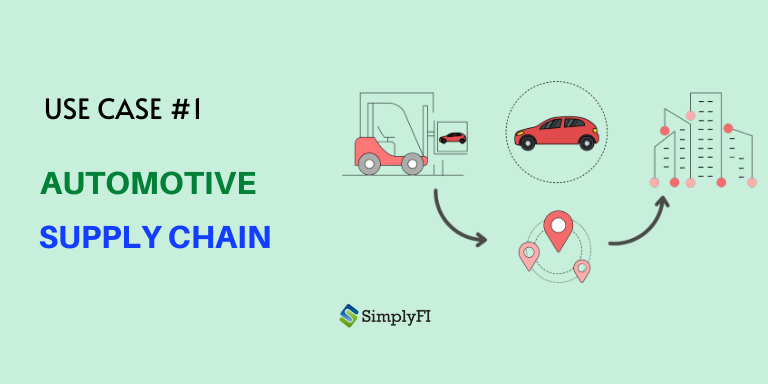 use case of blockchain in automotive supply chain