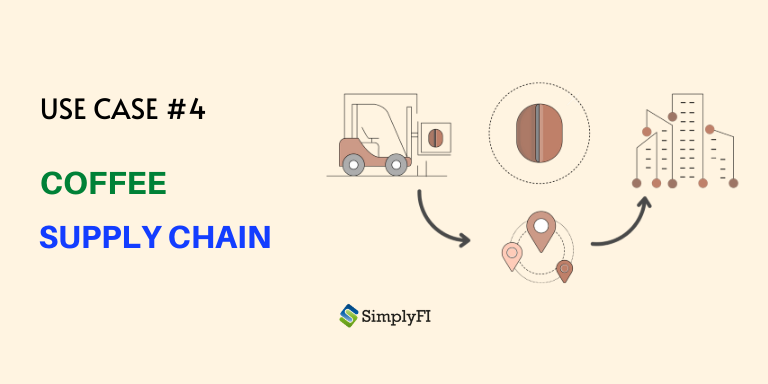 use case of blockchain in coffee supply chain
