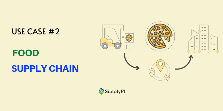 use case of blockchain in food supply chain