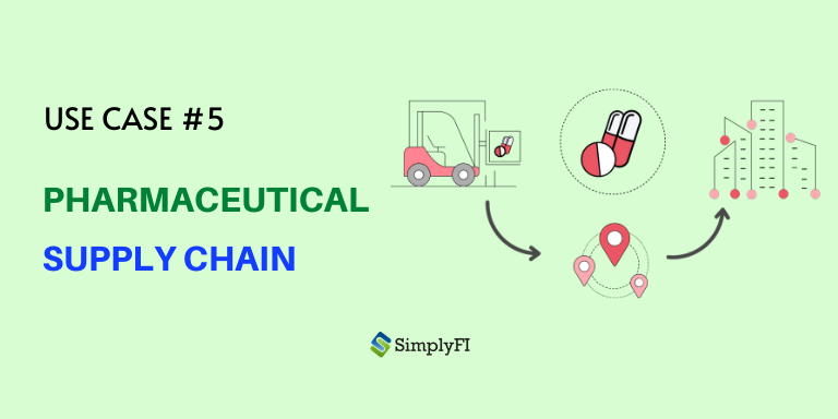 use case of blockchain in pharmaceutical supply chain