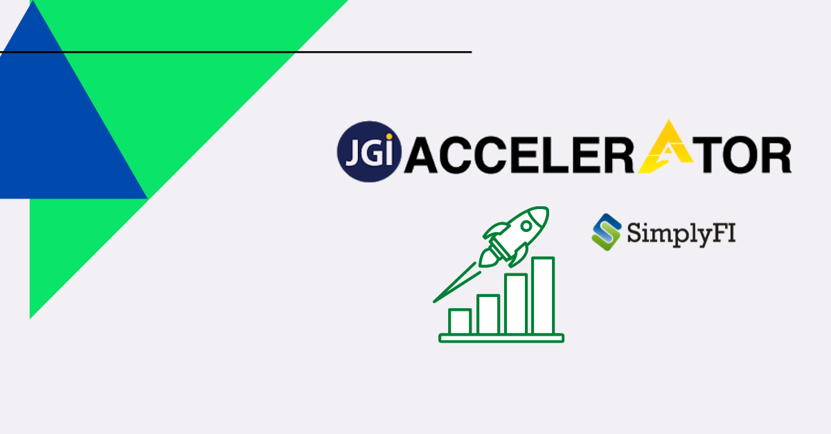 selected for jgi fintech accelerator program,SimplyFI Softech India Pvt Ltd
